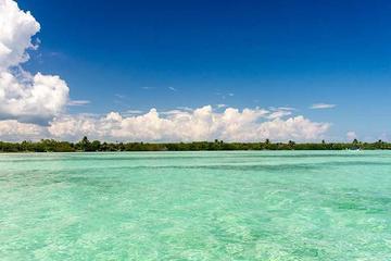 Excursão de Sian Kaan com passeio de barco e mergulho com snorkel e...