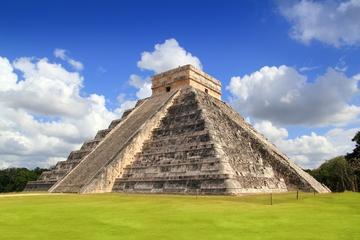 Excursion à Chichén Itzá, au cénote Ik Kil et aux ruines de Cobá au...