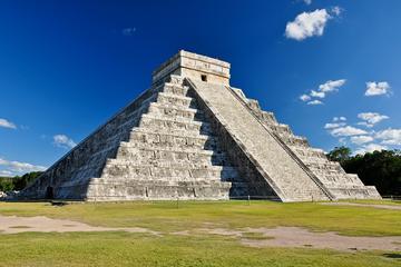 Privater Luxus-Tagesausflug ab Cancún: Chichén Itzá, Cenote...