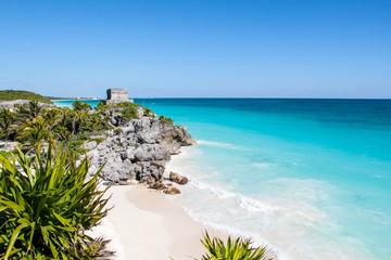 Tulum, Grand Cenote and Snorkel in Two Reefs from Cancun