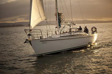 Auckland: Hafenrundfahrt inklusive Abendessen