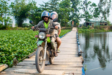 Hoi An Village Adventure Tracks Motorbike Tour