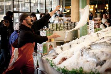 Exclusivité Viator: tour culinaire matinal dans le marché de Pike...