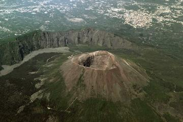Dagtocht naar de Vesuvius en Pompeï ...