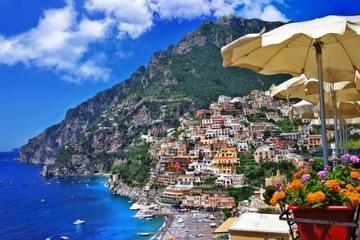 Escursione costiera da Salerno: escursione privata di un giorno a