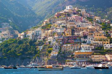 Excursão pelo litoral de Nápoles: Excursão privada para Sorrento...