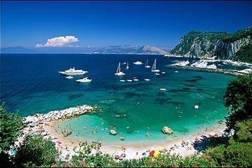 Excursão pelo litoral de Nápoles: viagem de um dia a Capri com...