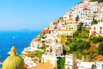 Excursión de un día a Sorrento y la costa de Amalfi desde Nápoles