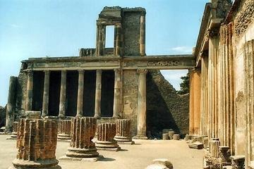 Halbtägige Besichtigungstour durch Pompeji von Sorrento aus