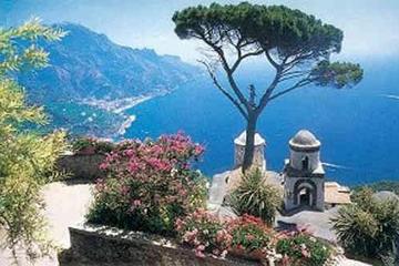 Individuel tur: Heldagsture fra Napoli til Sorrento, Positano, Amalfi...