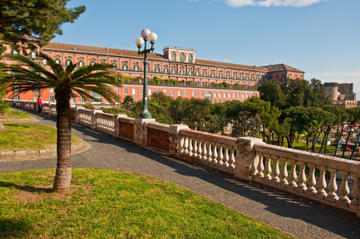 Naples Shore Excursion: Naples City and Pompeii Half Day Sightseeing...