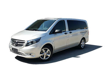 Private Transfer: Naples Airport, Train Station or Hotel to Massa Lubrense