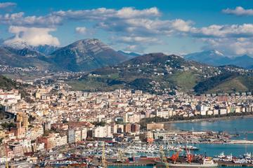 Salerno Shore Excursion: Private Pompeii Tour