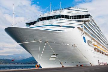 Traslado para llegadas a Nápoles: puerto donde atracan los cruceros...
