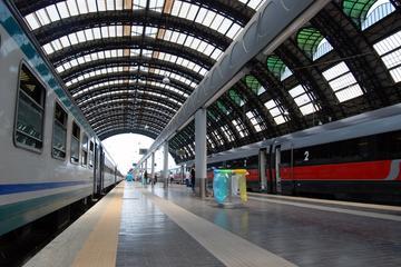 Traslado privado para salidas desde la estación de tren de Nápoles