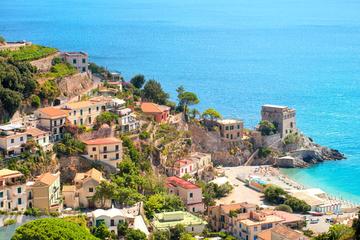 Viagem de um dia à Pompeia e Sorrento saindo de Nápoles