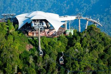 Private Half-Day Langkawi Tour Including SkyBridge and Cable Car Ride