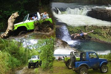 4x4 Off-Road Costa Rica tour