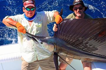 Excursión de pesca deportiva desde Golfo de Papagayo