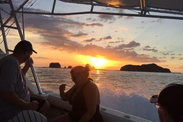 Papagayo Gulf Private Sunset Boat Tour