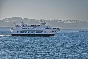 Croisière dans le port de Seattle