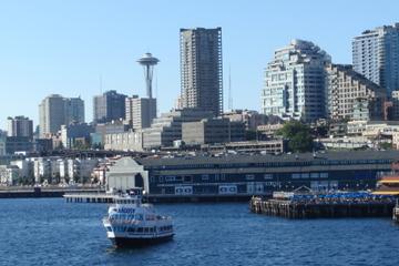 Croisière des écluses de Seattle