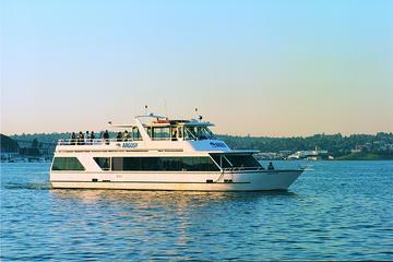 Cruzeiro Lago Union saindo de Seattle