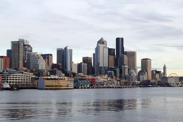 Cruzeiro pelas comportas de Seattle