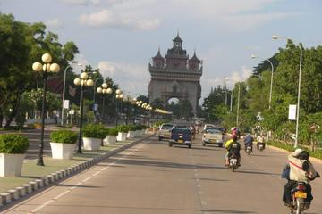 Private Departure Transfer: From Hotel in Vientiane to the Airport
