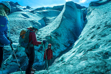 Exit Glacier Ice Hiking