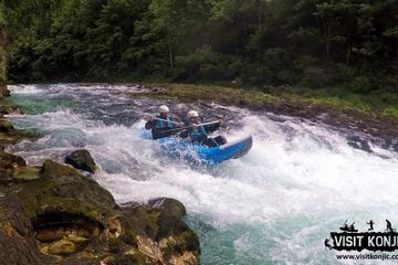 Canoeing Neretva