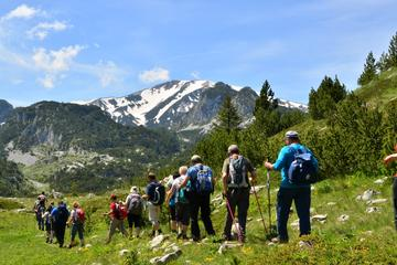 Hiking tour to mountain Cvrsnica