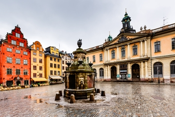 Stockholm City-tur: I Alfred Nobels fotspår