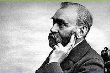 Stockholmsutflykt iland: I Alfred Nobels fotspår