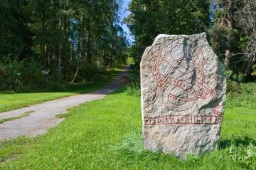 Vikingahistorisk halvdagstur från Stockholm