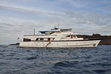 Beluga Cruise At Galapagos Islands