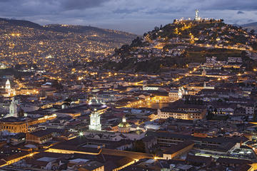 Private Day Tour: Quito Historical Center Equator