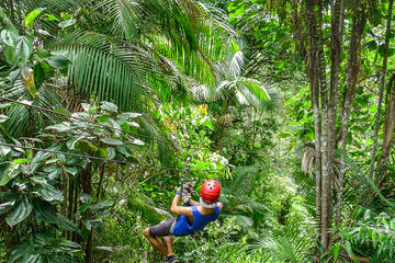 Private Mindo Zip Lining, Chocolate and Equator