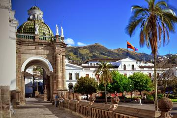 Shared Day Tour: Quito Historical Center