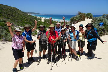 8-Day Cape to Cape Track Guided Walking Tour from Perth