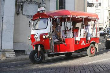 Excursión de 3 horas en la ciudad de Lisboa en Tuk Tuk