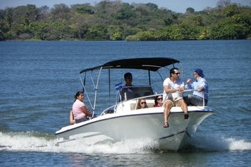 Boat Ride Tour in the Nicaragua Lake
