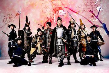 Expérience samouraï et ninja et spectacle à Asakusa