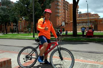 2-Day Bike Rental in Bogotá