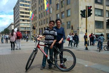 24-Hour Bike Rental in Bogotá, Colombia