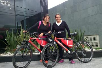 6-Hour Sunday Bike Rental in Bogotá