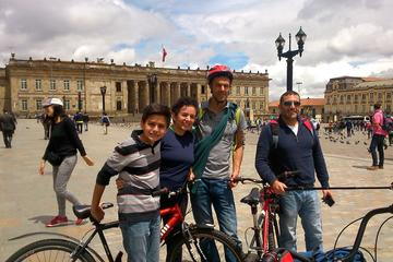 Bike City Tour and Coffee Experience in Bogotá