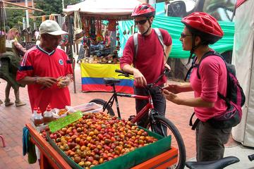 Food By Bike in Bogotá