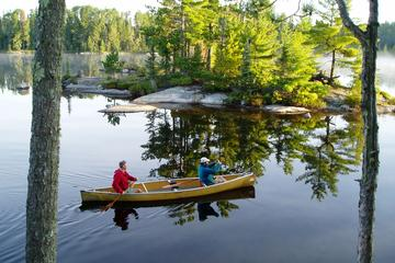 Day Trip Quetico Canoe Rental Package near Atikokan, Canada