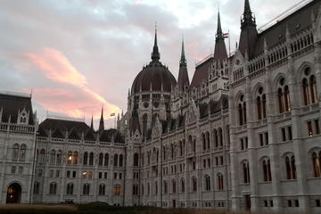 Budapest Historical Driving Tour